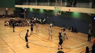 學界精英籃球比賽 10-11年度 (男子組) 桂華山中學(深