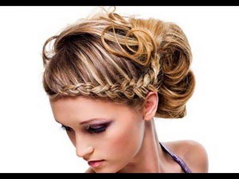Peinados sencillos f ciles y r pidos 2014 youtube - Peinados faciles y bonitos ...