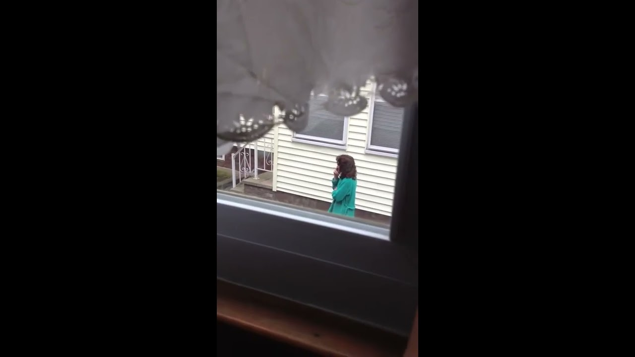 Spying On Next Door Neighbor - Youtube-9872