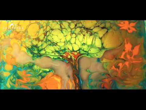 Water Art. Malowanie na wodzie. Ebru by Galitsyna Art Group