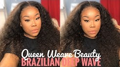 BRAZILIAN DEEP WAVE 2 MONTH EXTREMELY HONEST REVIEW - QUEEN WEAVE BEAUTY