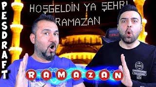 RAMAZAN CHALLENGE ! PES DRAFT 2019 SESEGEL !