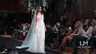 Показ свадебных платьев Lana Marinenko 2018