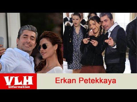 Bersama Kawan dan Anak anak Erkan Petekkaya Pemeran Cihan dalam Serial Cansu dan Hazal Season 2