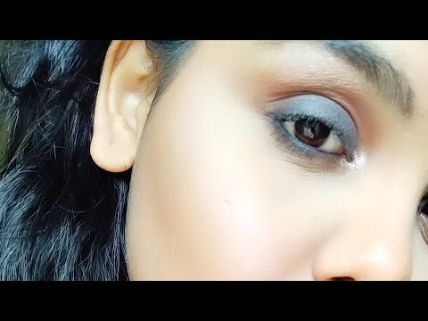 smokey eyes  tutorial  easy eye makeup tutorial  eye