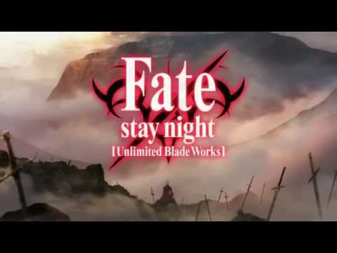 【Fate/stay night [Unlimited Blade Works]】2期OP:Brave Shine-Male.ver-