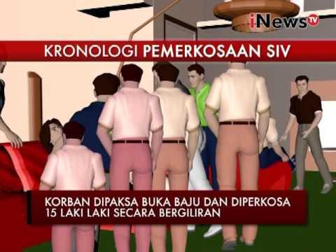 Inilah Kronologi Pemerkosaan yang Dilakukan 15 Orang Terhadap SIV - iNews Siang 10/05