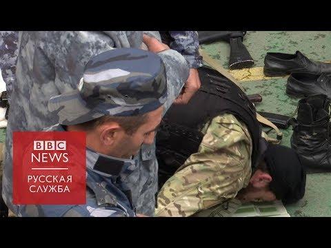 Протесты в Ингушетии: