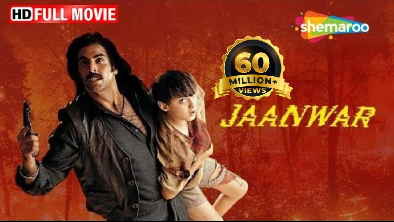 Download Jaanwar Hindi full Movie - Akshay Kumar - Karisma Kapoor - Shilpa Shetty - Mohnish Bahl