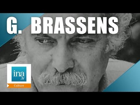 Georges Brassens en Bretagne en 1972 | Archive INA