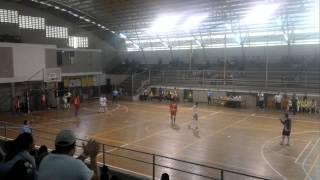 Resumen Los Teques Futsal 4 vs Llaneros de Guanare 3 29-03-2015