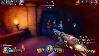 Lian Small team fight