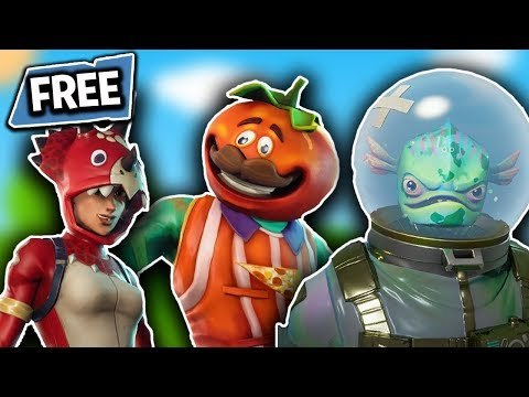 FORTNITE NEW SKINS UPDATE! FREE SKIN GIVEAWAYS! Fortnite Battle Royale PS4 Pro Livestream thumbnail