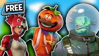 FORTNITE NEW SKINS UPDATE! FREE SKIN GIVEAWAYS! Fortnite Battle Royale PS4 Pro Livestream