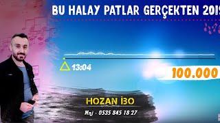 HOZAN İBO - SÜPER HALAY POTPORİ ÇIKTI 2019 (Official Audio)