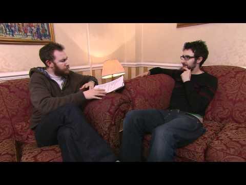 Alex Horne interviews Mark Watson
