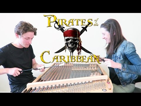 Pirates of the Caribbean Kaboom Cover