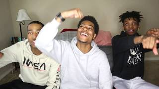 BOYFRIEND REACTION TO AIRI FT. RICH THE KID - U MAD  (OFFICIAL MUSIC VIDEO)