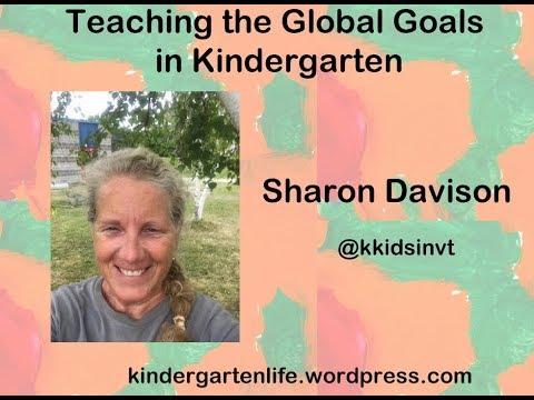 Teaching the Global Goals in Kindergarten