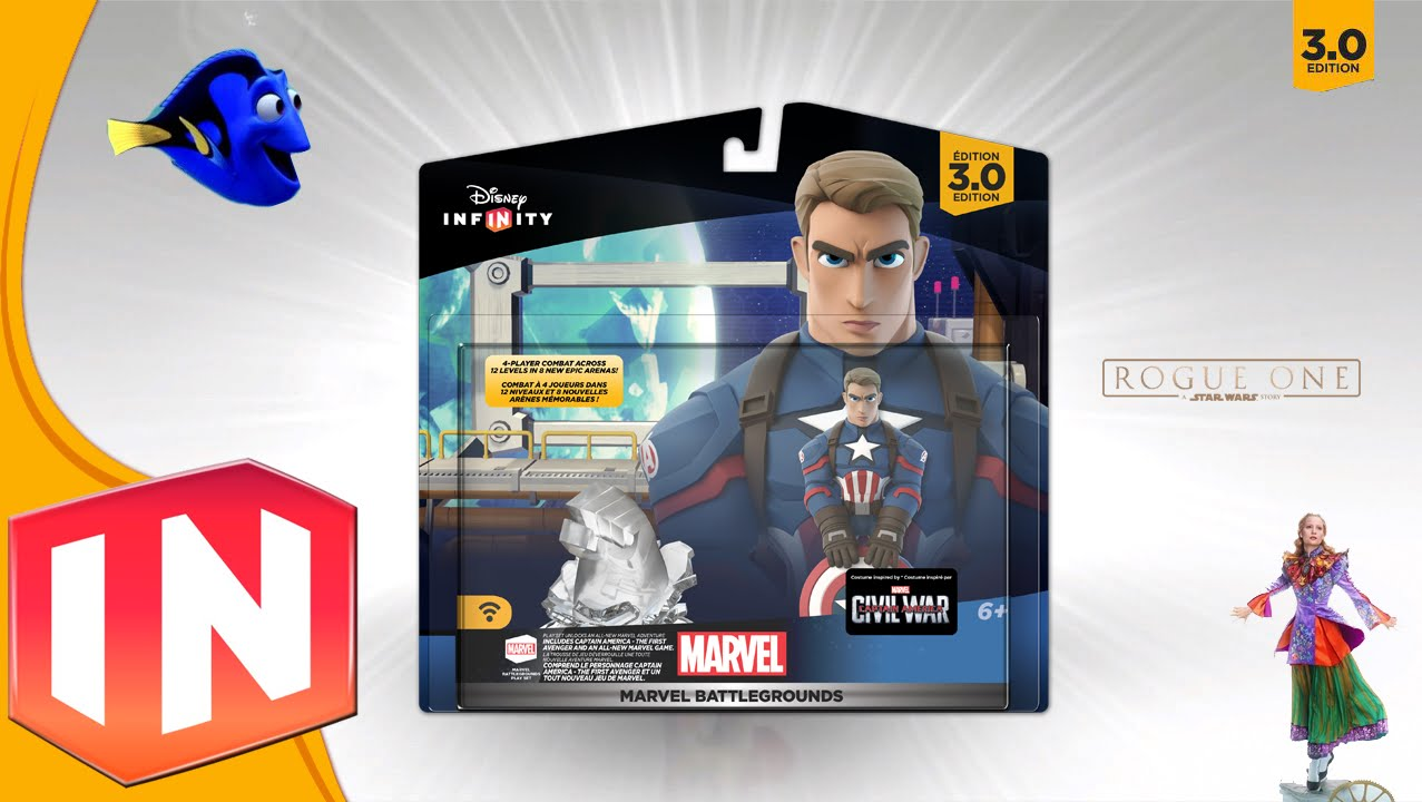 infinity 4 0. disney infinity 3.0 - 4 new playsets coming this year, no 4.0 edition youtube 0