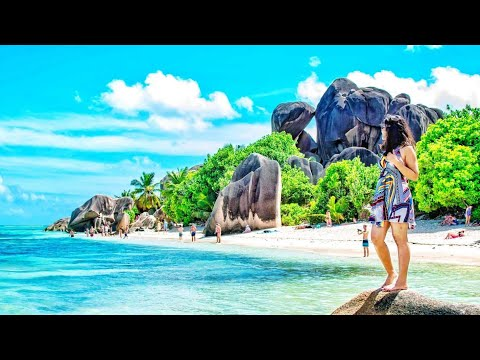 Seychelles country,  Mahe island Africa