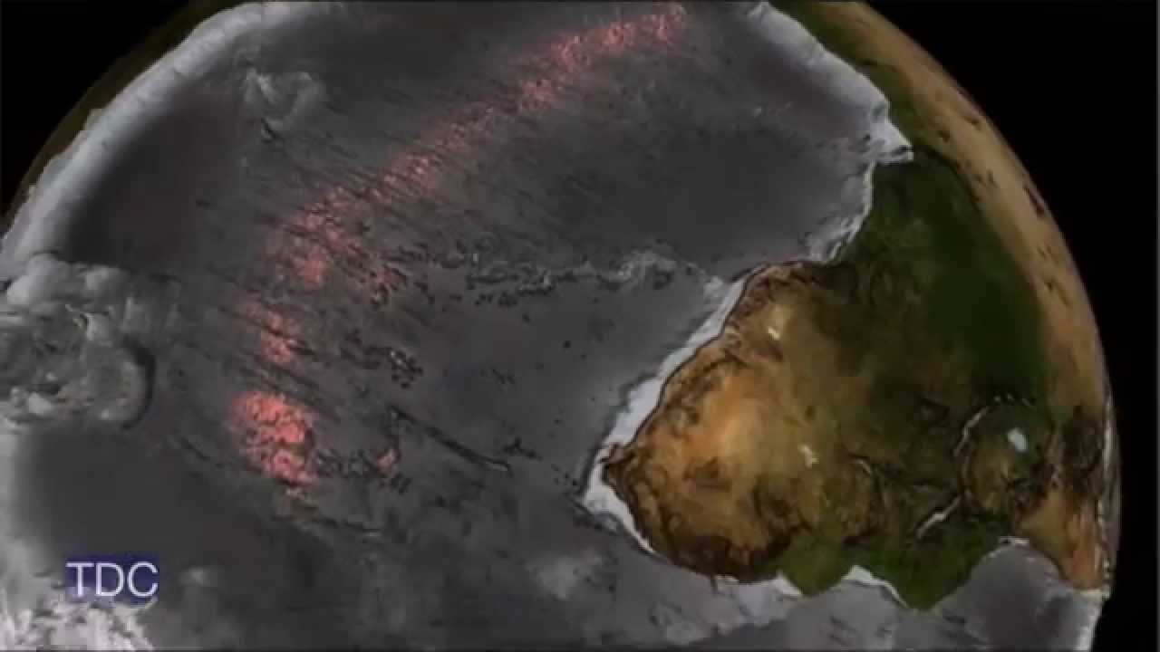 The Ocean Floor Revealed - YouTube