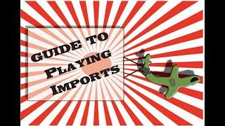 Playing retro imports - GameCube edition
