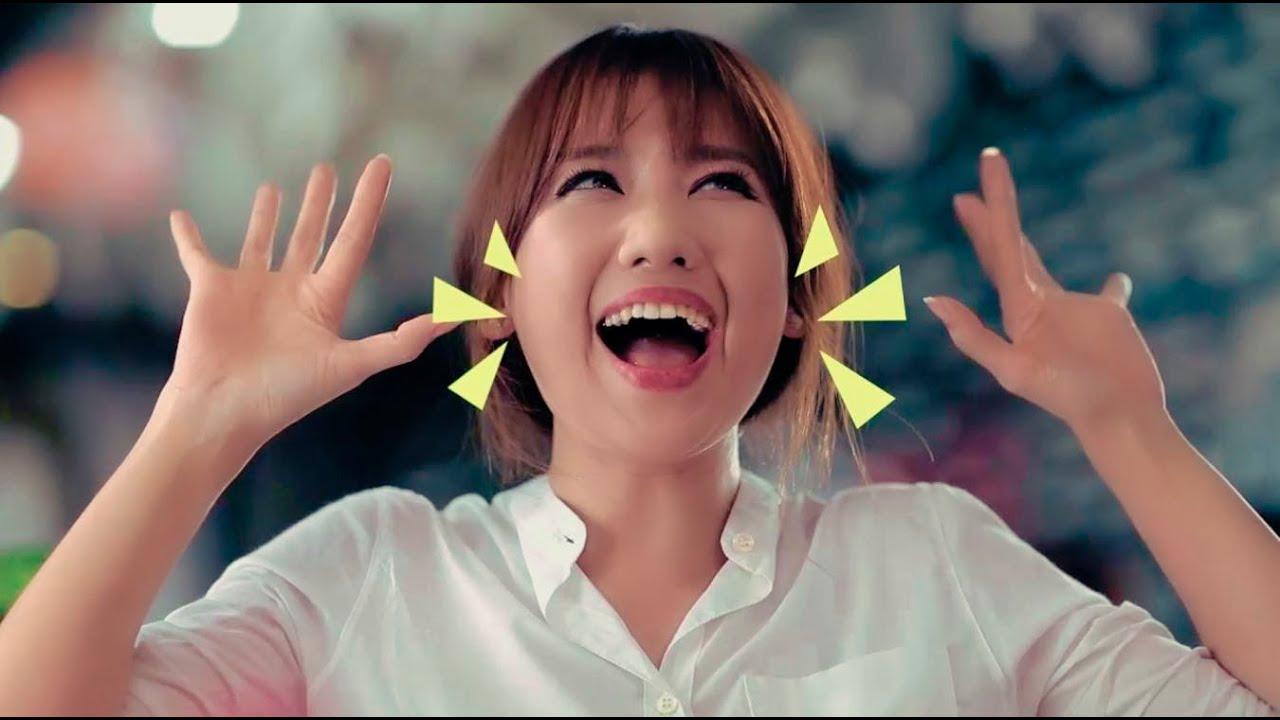 HARI WON Quảng cáo King BBQ – Bài Ca Thịt Nướng Hari Won / Vua nướng Hàn Quốc