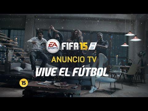 FIFA 15 - Anuncio de TV  [HD]