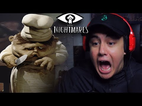 THESE TUBALUBS HAD ME HITTING HIGH NOTES ALL EPISODE | Little Nightmares [3]