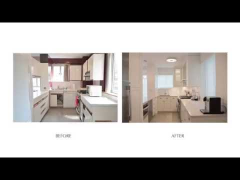 Contemporary APT Renovation - Madison & 62nd St, NY Before & After