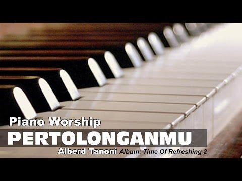 CD Piano Solo Instrumen - PertolonganMu