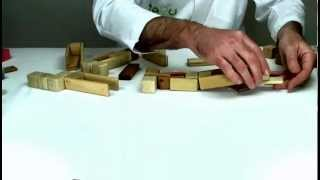 Simple Wooden Toys From Tegu - How To Build A Dolphin