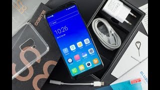 Bluboo S8 Unboxing + Hands On: Beautiful Galaxy S8 Clone