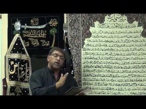 2nd Safar Majlis Rectied at Ottawa Islamic Center, Dec 9, 2014