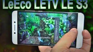 LETV LeEco Le S3 X522 LE2 ( Распаковка, обзор, тесты )