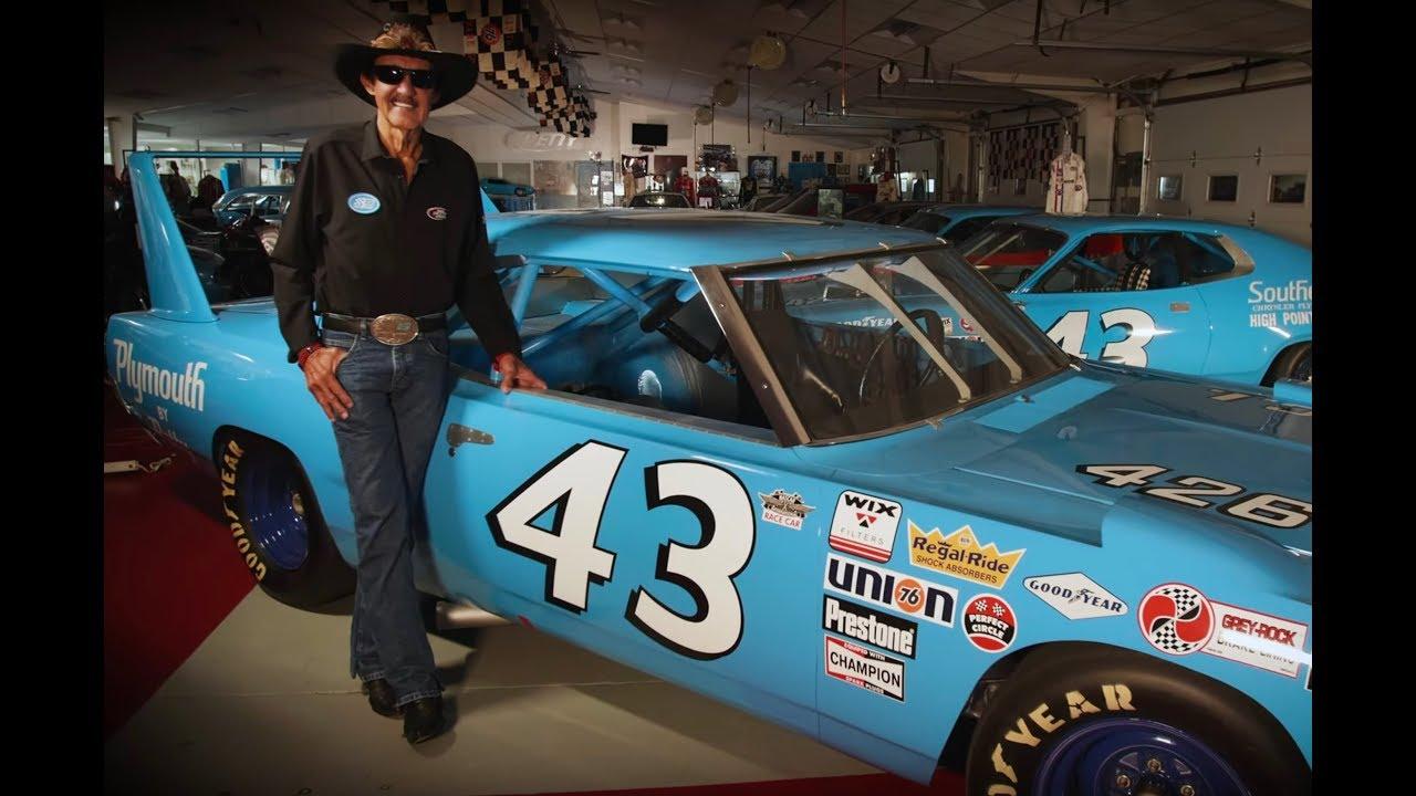 NASCAR legend Richard Petty's 1970 race car up for auction