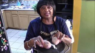 Mississippi Pork Chitterlings