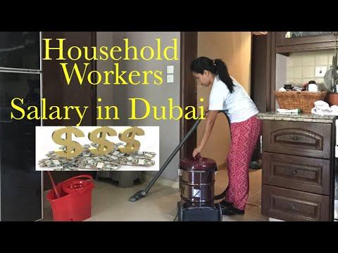 Buhay Abroad | Magkano Ang Sahod Ng DH Dito Sa Dubai