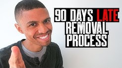 90 DAYS LATE REMOVAL PROCESS    HOW YOU CAN REMOVE ALL NEGATIVE ITEMS CREDIT REPAIR