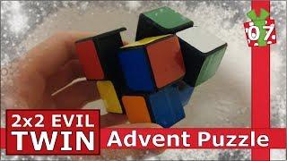 2x2 EVIL TWIN | Puzzle Advent Calendar - E