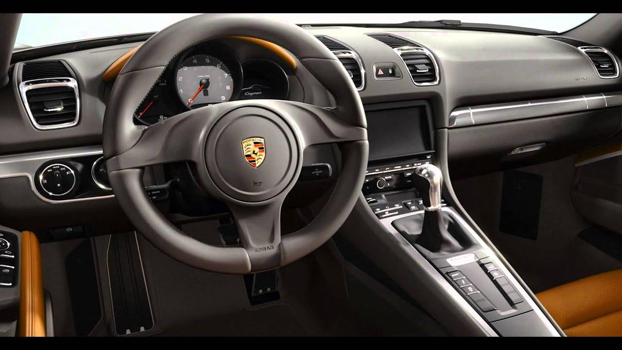 2014 Porsche Cayman Exterior And Interior Design Youtube