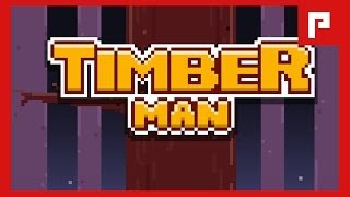 Timberman Game Review Android