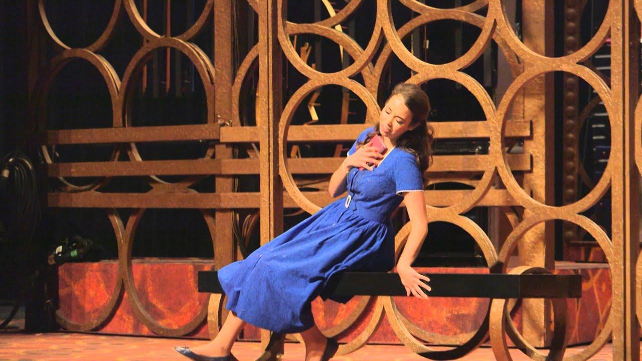 "Rigoletto: ""Caro nome"" (Nadine Sierra)"
