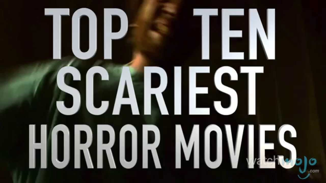 top 10 scary movies on showbox