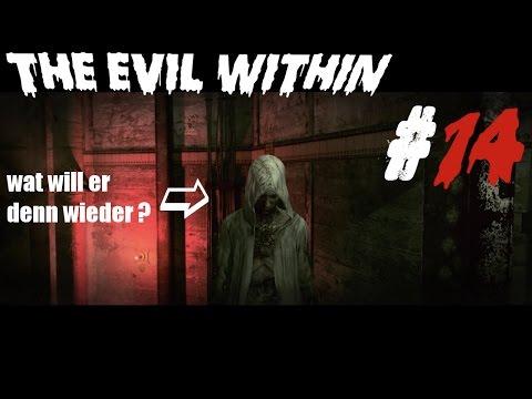 Let's Play The Evil Within [PS4] #14 Zurück in der Anstalt ?