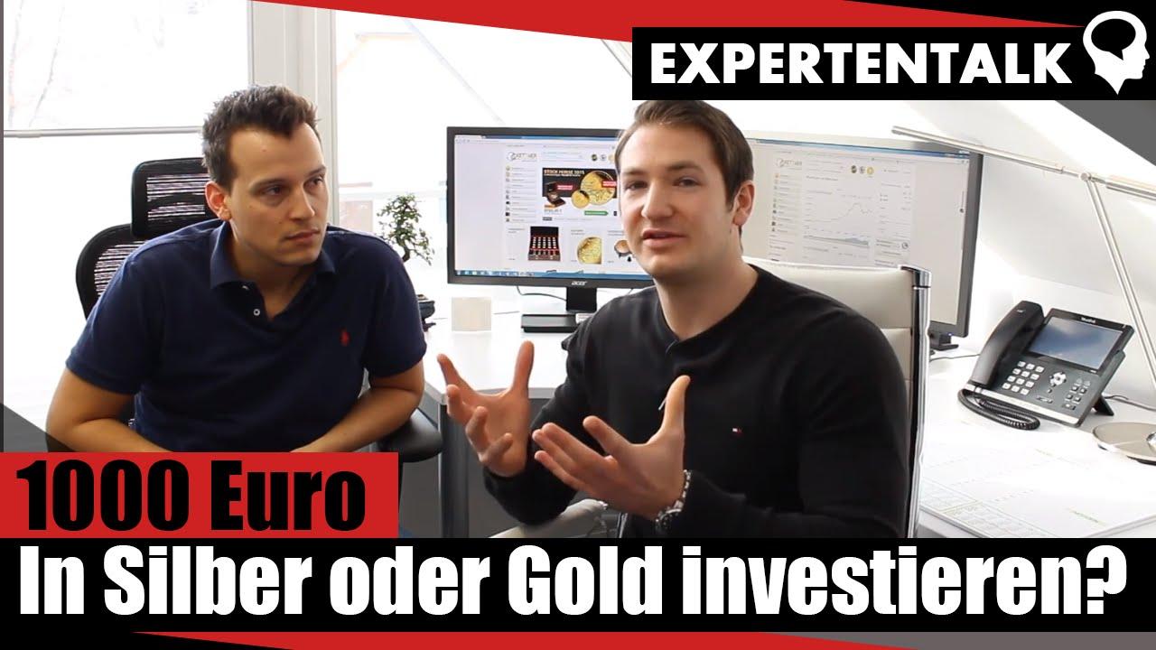 1000 Euro Investieren