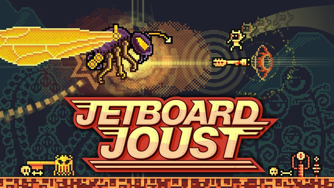 Jetboard Joust - Launch Trailer