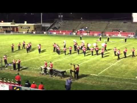 Saucon Valley Marching Band Easton 2014
