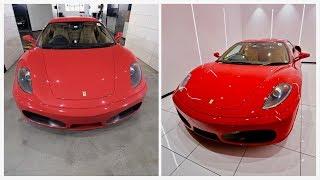 Ferrari F430- A 50hr Preservation Detail + (Paint Touchup & Correction)